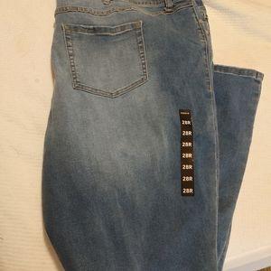 Luxe Slim Boot Jean Super Stretch
